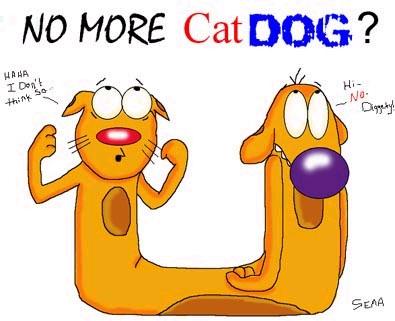 دانلود کارتون CatDog - گربه سگ - فصل دوم بصورت کامل ( 23 قسمت )