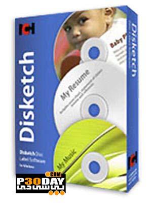دانلود نرم افزار ساخت برچسب NCH Disketch v2.15 Plus