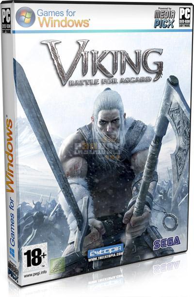دانلود بازی Viking Battle for Asgard 2012 + کرک