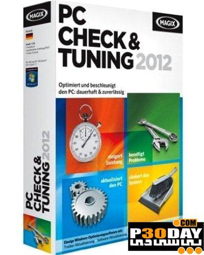 بهینه سازی و افرایش سرعت کامپیوتر با MAGIX PC Check and Tuning 2012