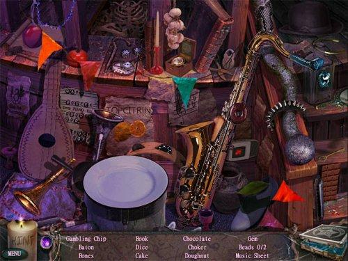 بازی Paranormal Crime Investigations Brotherhood of the Crescent Snake