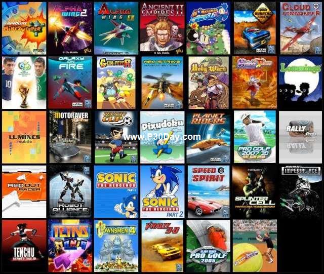 دانلود مجموعه بزرگ 1000 بازی برتر کم حجم