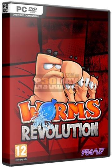 دانلود بازی Worms Revolution 2012 + کرک