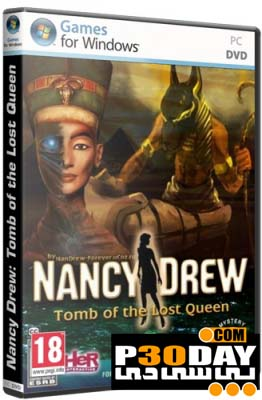 دانلود بازی Nancy Drew Tomb of the Lost Queen 2012 + کرک