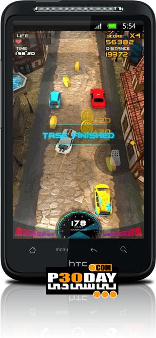 دانلود بازی هیجانی و جذاب Death Racing v1.06 آندروید