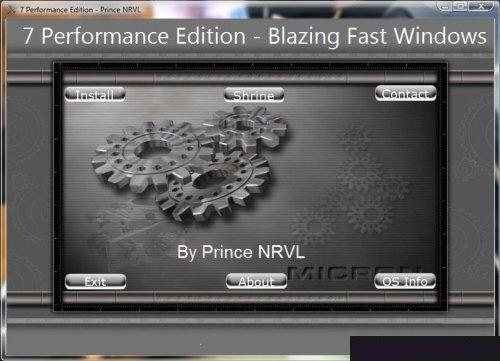 دانلود نسخه کم حجم فشرده ویندوز 7 - Windows 7 Ultimate Lite