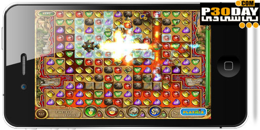 دانلود بازی بسیار زیبا و مهیج Elements HD Full 1.0.4 آیفون