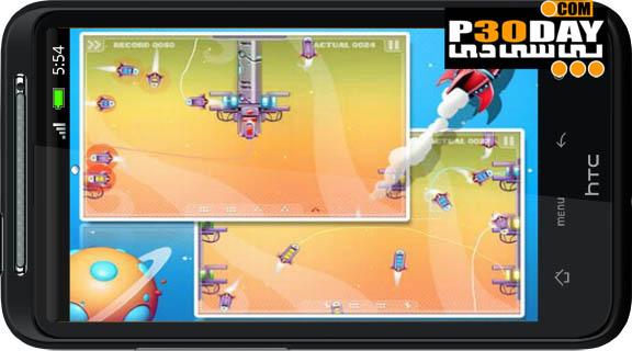دانلود بازی جالب لوله کشی فضایی Space Tap آندروید