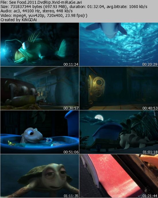 دانلود انیمیشن SeeFood 2011 با لینک مستقیم