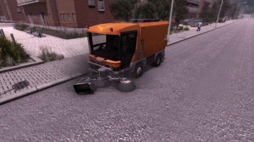 دانلود بازی شبیه ساز تمیز کردن خیابان Street Cleaning Simulator