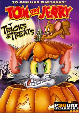 دانلود انیمیشن Tom & Jerry Trick and Treats 2012 با لینک مستقیم