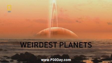 دانلود فیلم مستند سیاره های عجیب کیهان عظیم