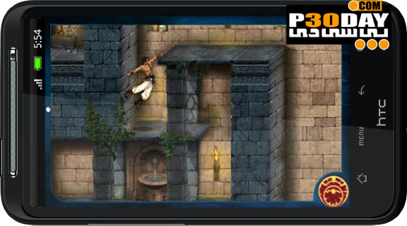 بازی فوق العاده جذاب شاهزاده پارسی Prince of Persia Classic v2.1 آندروید