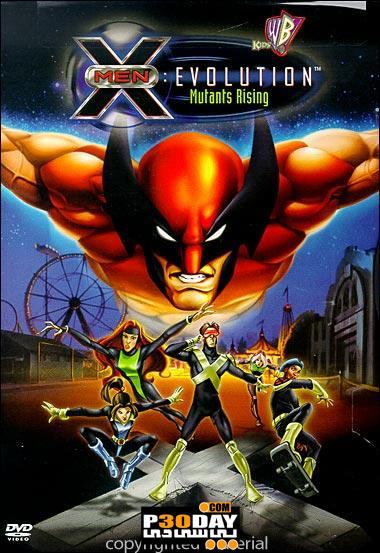 دانلود کارتون زیبای X-Men فصل دوم بصورت کامل ( 13 قسمت )