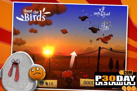 دانلود بازی هیجانی و بسیار جذاب Shoot The Birds v1.02 آندروید