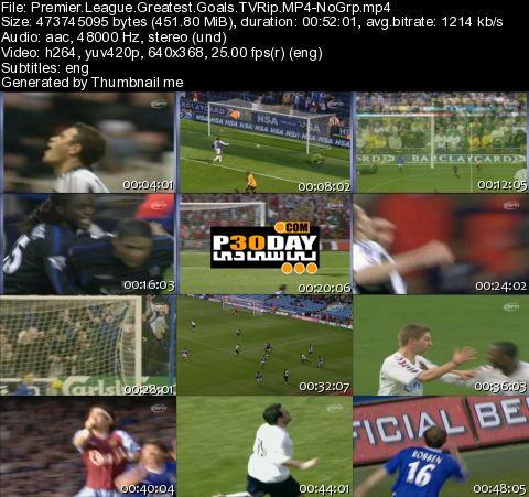 دانلود بهترین گل های لیگ برتر انگلیس - Premier League Greatest Goals