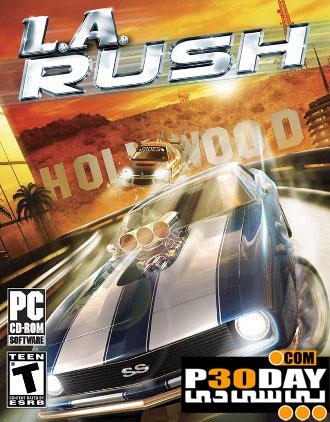 دانلود بازی L.A. Rush 2006 + کرک