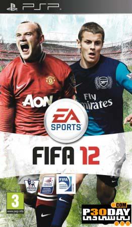 دانلود بازی FIFA 12 برای PSP با لینک مستقیم
