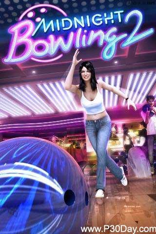 بازی جدید و بسیار زیبای Midnight Bowling 2 v3.3.9 برای آندروید