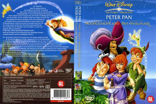 دانلود انیمیشن Return to NeverLand 2002