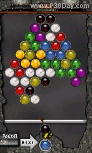 دانلود بازی حباب های قطره ای آندروید Bubble Drop 1.5