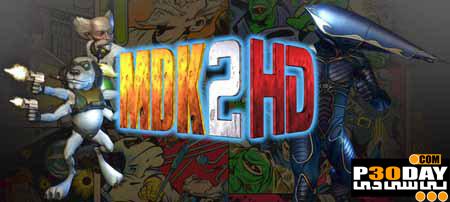 دانلود بازی MDK2 HD v1.0