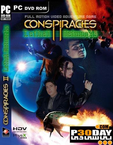 دانلود بازی Conspiracies II Lethal Networks 2011 + کرک
