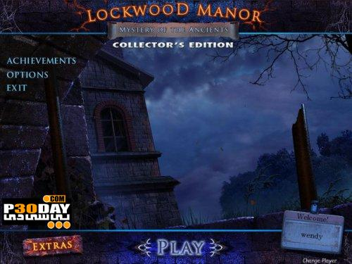 بازی Mystery of the Ancients: Lockwood Manor Collector's Edition Final