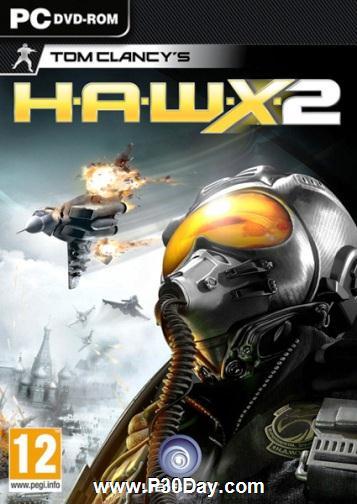 دانلود بازی Tom Clancy's H.A.W.X. 2 با لنیک مستقیم + کرک