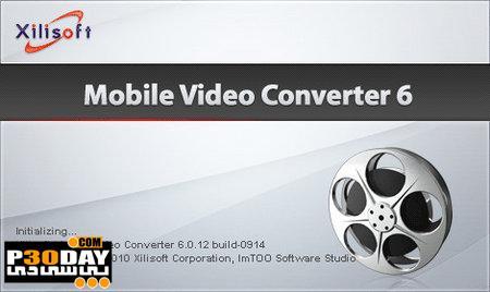 مبدل فایهای ویدیویی در موبایل Xilisoft Mobile Video Converter 6.5.5.0426