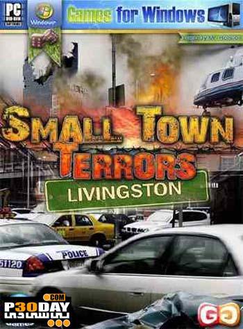 دانلود بازی یافتن اشیای مخفی Small Town Terrors Livingston v1.0