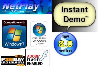 دانلود برنامه فیلمبرداری از صفحه نمایش Instant Demo Professional 8.10.18