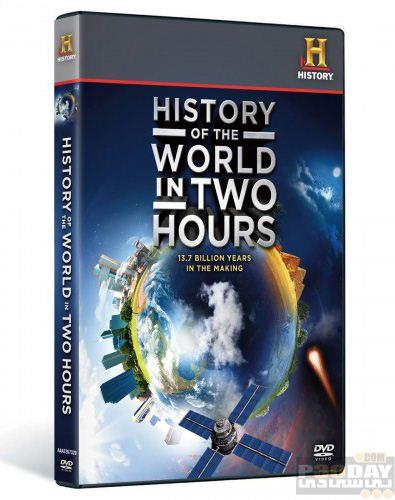 فیلم مستند تاریخ جهان در 2 ساعت – History of the World in Two Hours