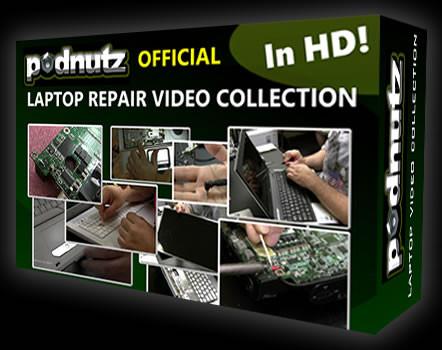 دانلود مجموعه کامل فیلم آموزشی تعمیر لپ تاپ Laptop Repair Video