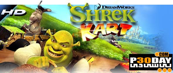 دانلود بازی هیجانی شرک Shrek Kart HD v1.02 سیمبیان 3