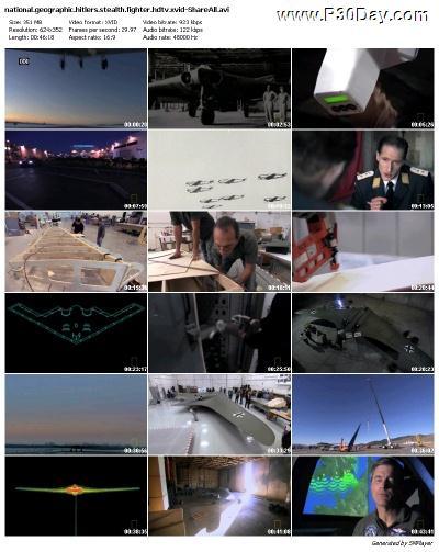 فیلم مستند جت های جنگی رادار گریز هیتلر Hitler's Stealth Fighter