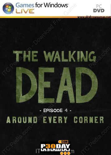 دانلود بازی The Walking Dead Episode 4 + کرک