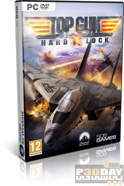 دانلود بازی Top Gun Hard Lock 2012 با لینک مستقیم + کرک