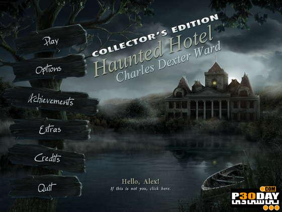 بازی فکری Haunted Hotel 4: Charles Dexter Ward Collector's Edition Final