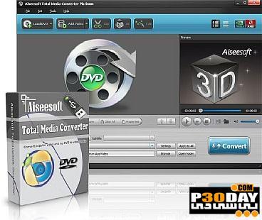 دانلود Aiseesoft Total Media Converter 9.2.28 - مبدل چند منظوره چند رسانه ایی