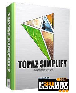 دانلود نرم افزار نقاشی حرفه ای Topaz Simplify 4.0.1 فتوشاپ