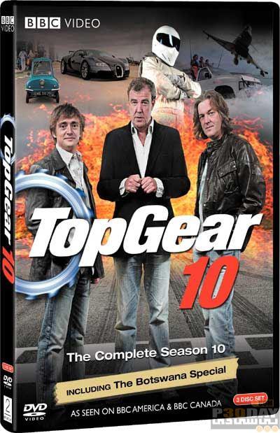 دانلود فصل دهم مستند تخت گاز Top Gear Season 10 – 2008