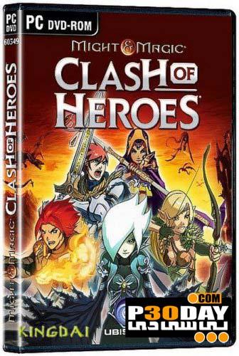 دانلود بازی Might and Magic Clash of Heroes 2011 + کرک