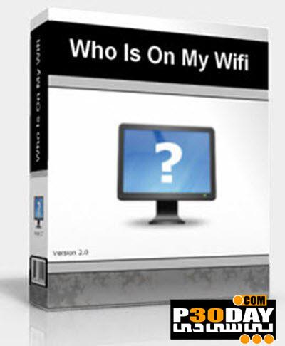 دانلود نرم افزار مدیریت شبکه بی سیم Whos On My WiFi v2.0.4