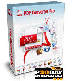 دانلود نرم افزار تبدیل فایل های PDF با PDF Converter Pro 10.06