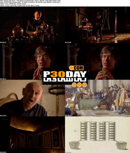 مجموعه فیلم مستند تاریخچه برق BBC The Story of Electricity