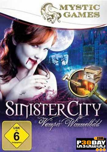 دانلود بازی شهر شیطانی Mystic Games - Sinister City 2011