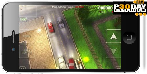 بازی فوق العاده زیبای آشوب در شهر Grand Theft Auto: Playback آیفون