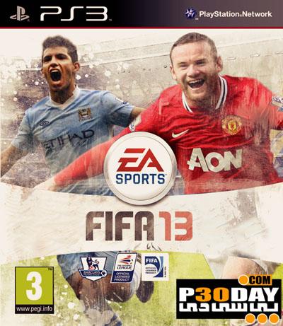 دانلود بازی Fifa 13 برای PS3 با لینک مستقیم