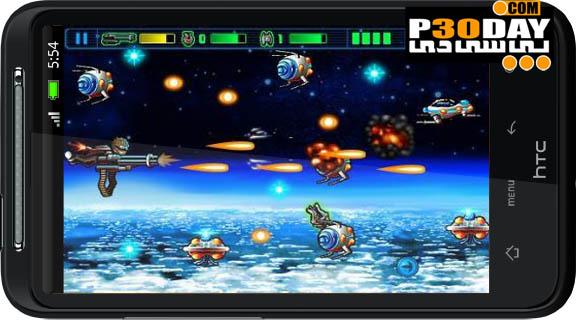 دانلود بازی اکشن و بسیار زیبای Strike Back 2100 آندروید